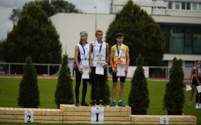 Vezeme další medaile z MČR